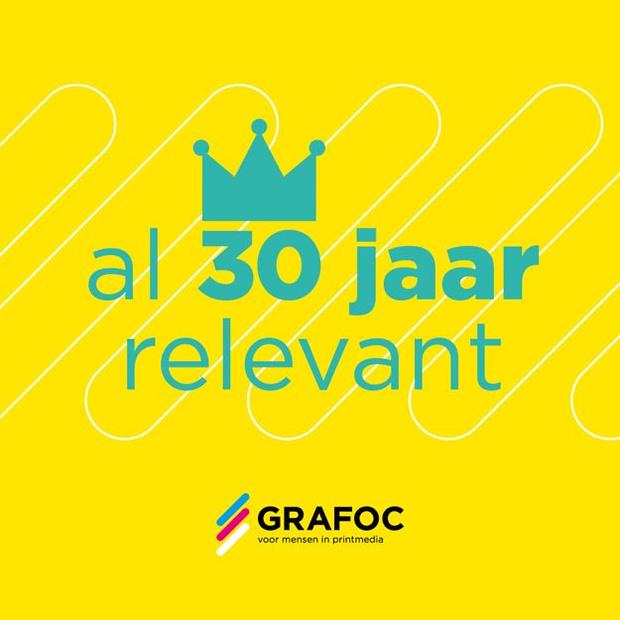 GRAFOC 30 jaar: 8 gratis opleidingen!