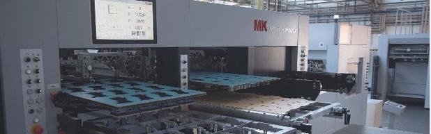 De MK MasterMatrix, een nieuwe benchmark voor industriële verpakkingsdrukkerijen