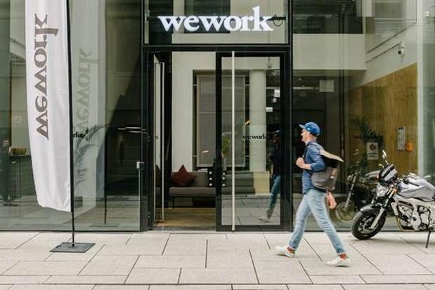 L'entrée à la bourse de WeWork probablement postposée