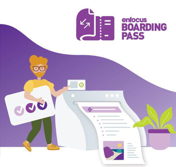 Enfocus: eerste update van gratis PDF checker BoardingPass