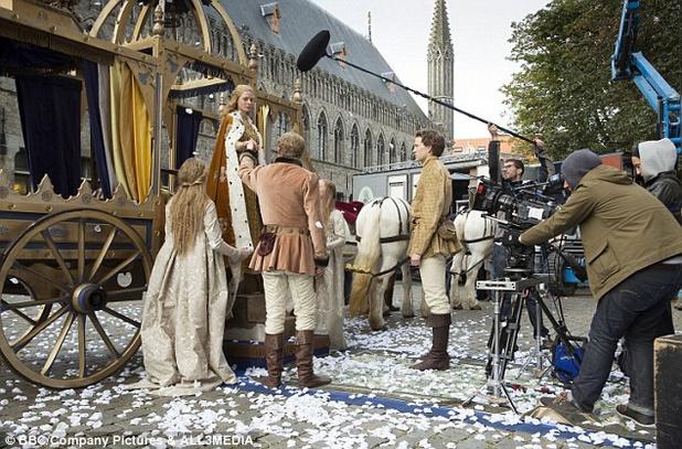 Scène spotten: roadtrip langs beruchte Belgische filmlocaties