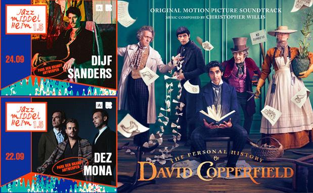 Focus Trakteert op Jazz Middelheim 1.5 en op filmmuziek-vinyl