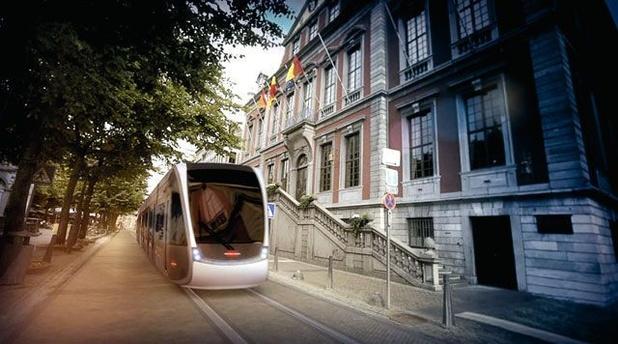 Liège: 26 stagiaires en formation pour les besoins du chantier du tram