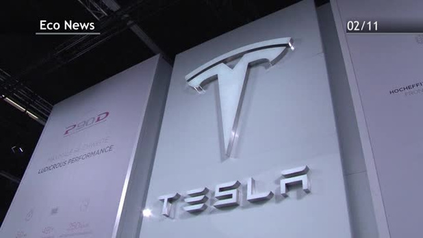Tesla veut lever jusqu'à 5 milliards de dollars