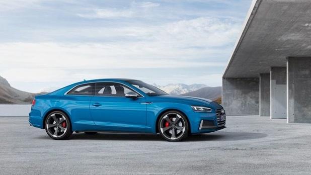 Un diesel pour l'Audi S5