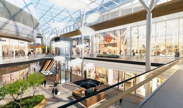 Légère hausse de fréquentation des centres commerciaux au troisième trimestre