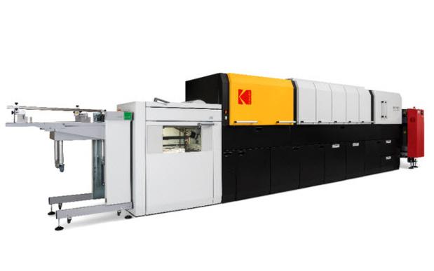 Presse numériques à feuilles Kodak Nexfinity