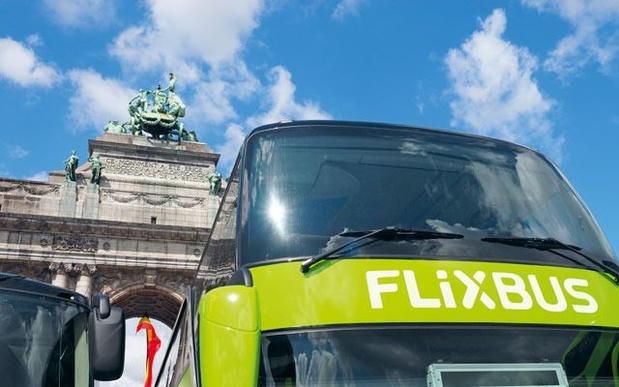 FlixBus ne roule plus de la Belgique vers la France et l'Allemagne