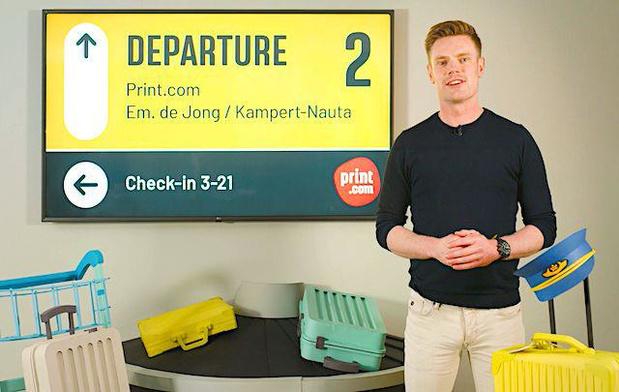 Wederzijdse participatie Print.com en Em. De Jong