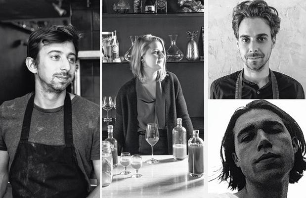 Drie namen uit de culinaire wereld om in de gaten te houden