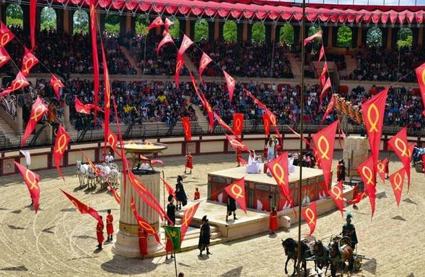 Après l'Espagne, le Puy du Fou va s'implanter en Chine