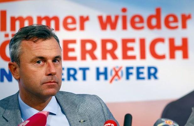 Extreemrechtse FPÖ zal motie van wantrouwen tegen Oostenrijkse kanselier Kurz stemmen