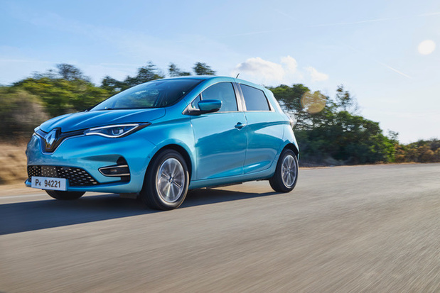 La nouvelle Renault Zoé en chiffres et en prix