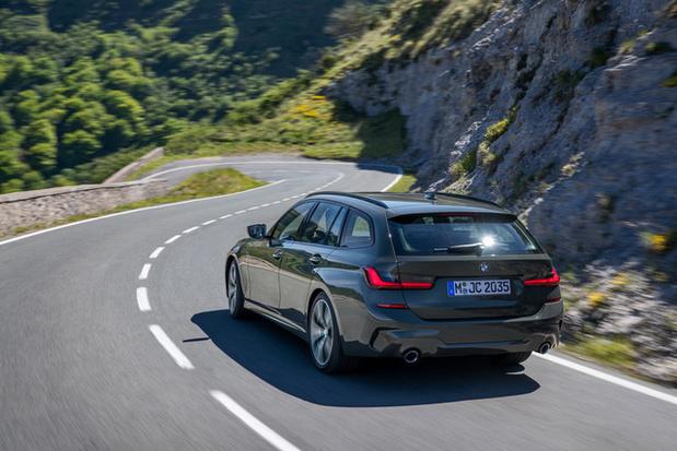 BMW présente la nouvelle Série 3 Touring