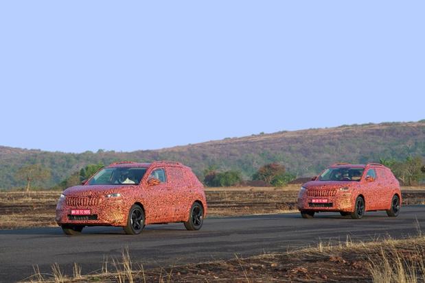 Skoda lance un SUV pour le marché indien