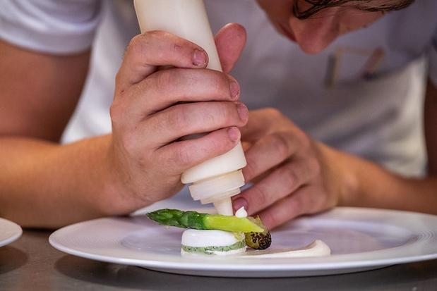 Vlaams Young Chefs Team stelt vijf nieuwe jonge topkoks voor