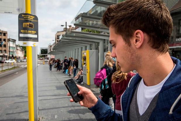 Technische problemen met digitale vervoerbewijzen bij De Lijn