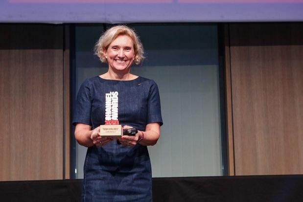 Ruth Wachelder est la Channel Personality 2020