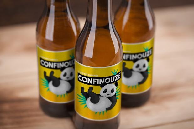 La Confinouze, bière des confinés, brassée à la frontière franco-belge