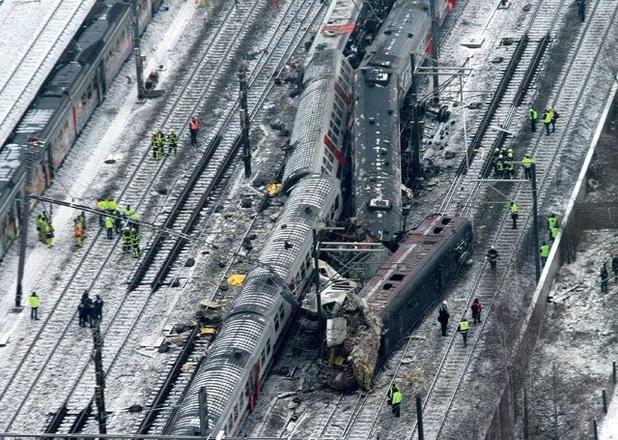 Treinramp Buizingen: OM eist celstraf van 3 jaar tegen treinbestuurder