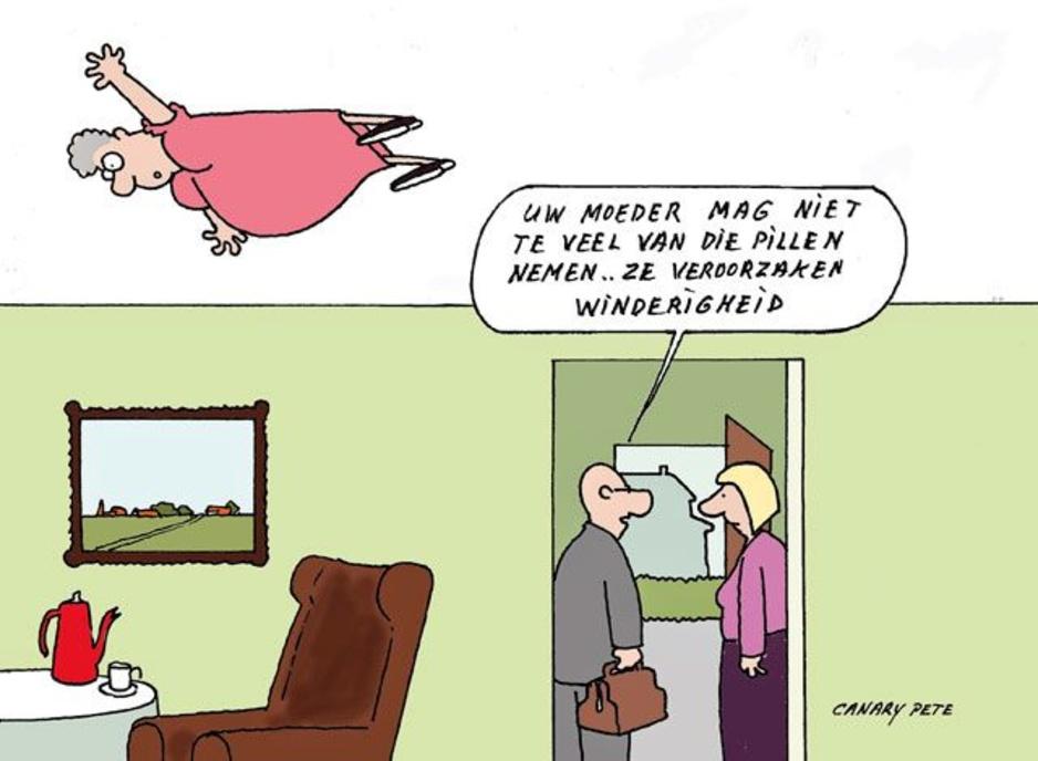 Apotheker Cartoons