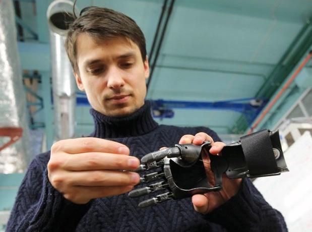 Cloudsysteem voor bionische prothesen minder veilig dan gedacht