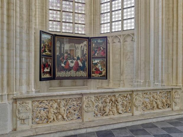 Leuvense Sint-Pieterskerk presenteert Dieric Bouts