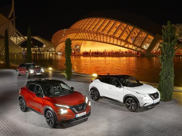 Le Nissan Juke prêt à attaquer le marché belge
