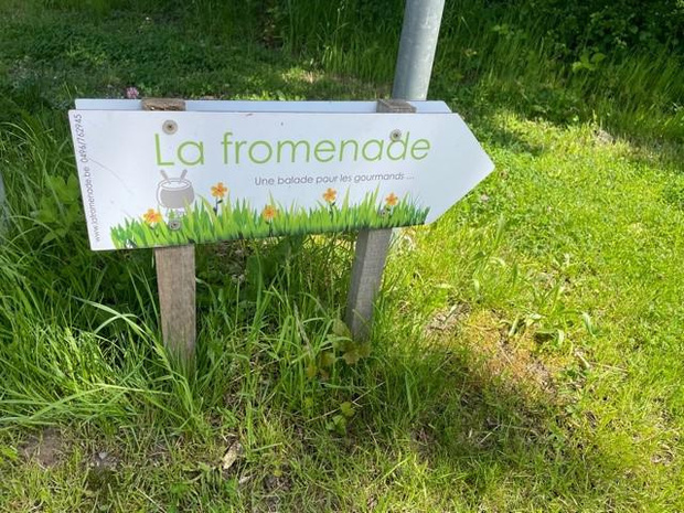"""On a testé : """"La Fromenade"""", une balade avec fondue à Stoumont"""