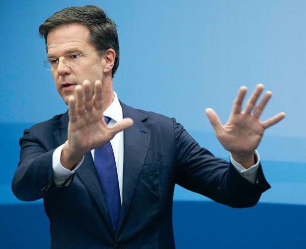 Migratie: Mark Rutte dreigt met grenscontroles tussen Oost- en West-Europa