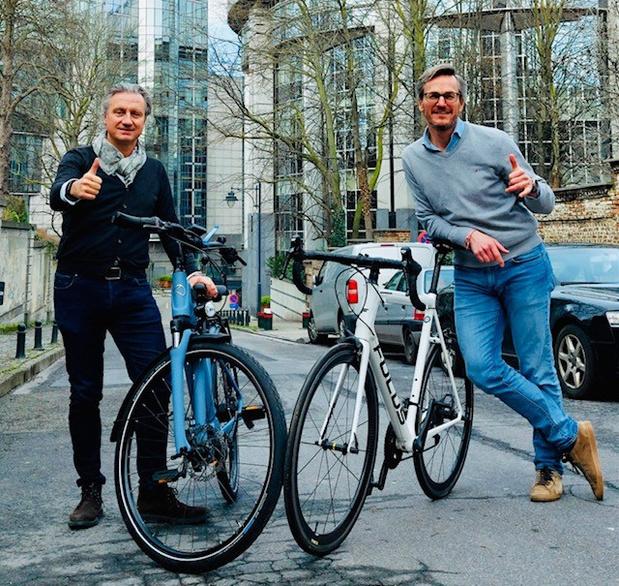 Un beau vélo pour les salariés des PME