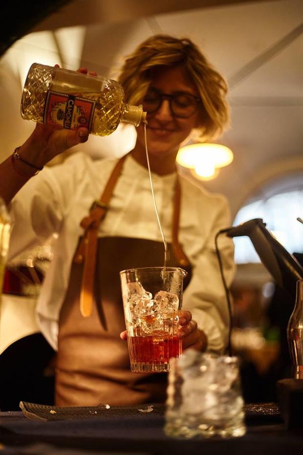 Les barmaids à l'honneur lors de la Brussels cocktail week