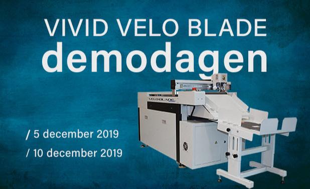 Igepa organiseert extra demodagen voor Vivid Velo Blade