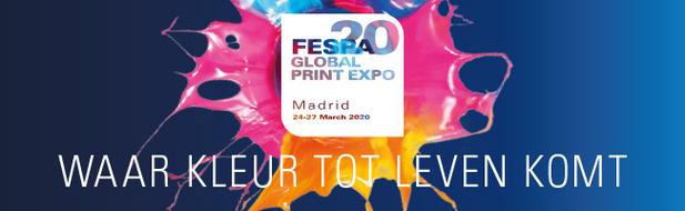 FESPA neemt u van 24 tot en met 27 maart op een ontdekkingsreis naar de toekomstige trends en innovaties in de sector
