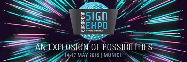 Avide de nouveaux produits et de nouvelles technologies ? Envie de rencontrer des professionnels de l'industrie ? Alors ne manquez pas le salon European Sign Expo 2019.