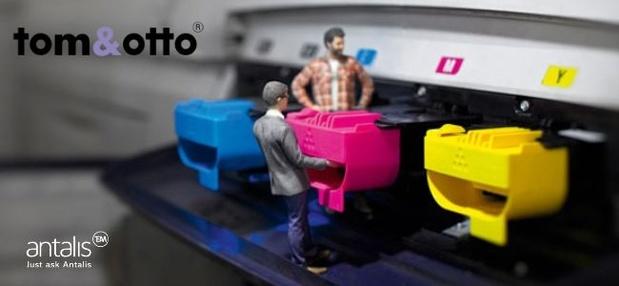 tom&otto, dé partner voor digitaal drukwerk!