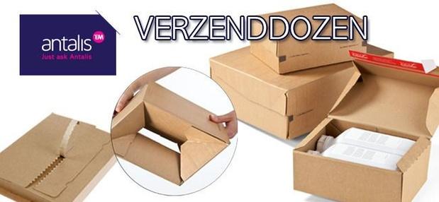 Antalis verzenddoos: meer dan een doos