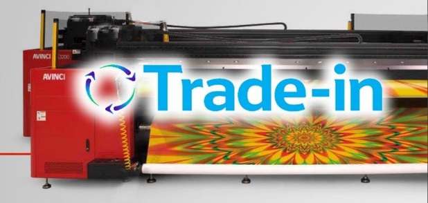 Tot 10.000 euro korting op de Avinci textielprinter van Agfa