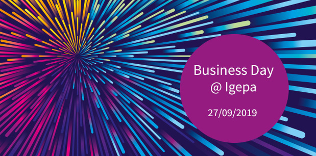 Business day @ Igepa  - 27/09/2019