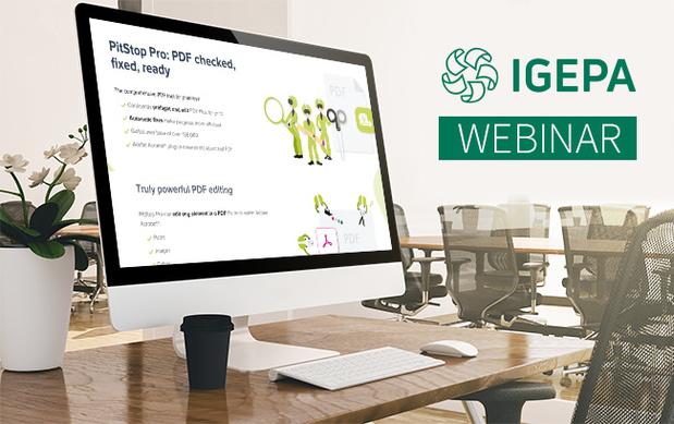 Igepa webinaire enfocus PitStop et PitStop Server 2021