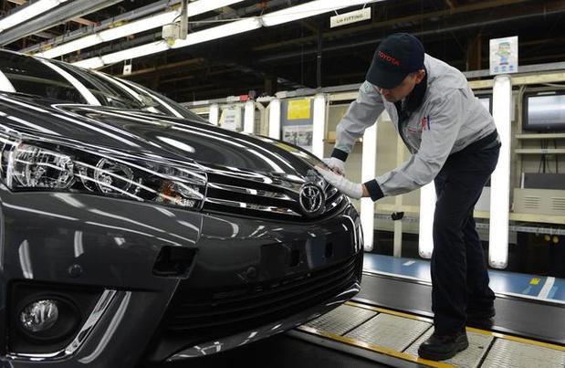Toyota heropent twee nieuwe fabrieken