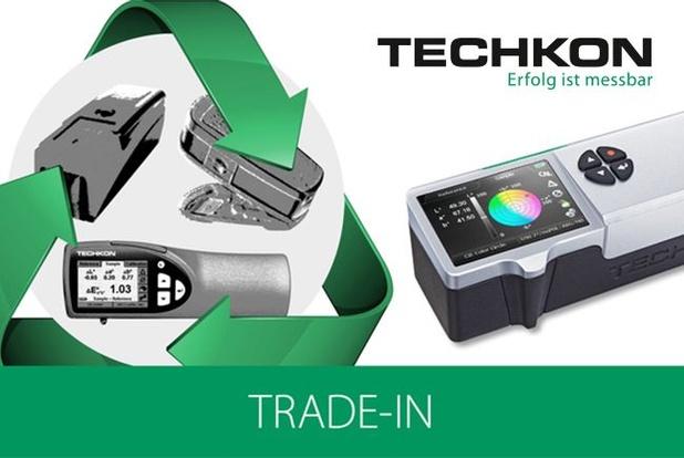 Igepa pakt uit met mooie inruilactie Techkon SpectroDens!