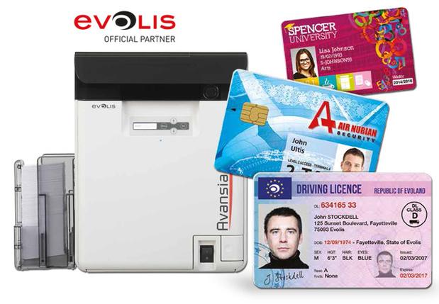 AVANSIA : l'imprimante retransfert pour des cartes haute définition