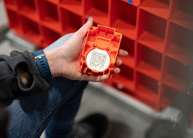 PostNL test Bluetooth-tracking op rolcontainers