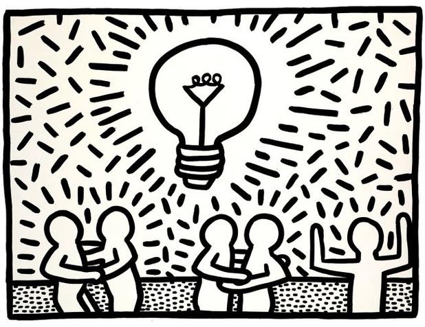 Keith Haring: kunstenaar en activist