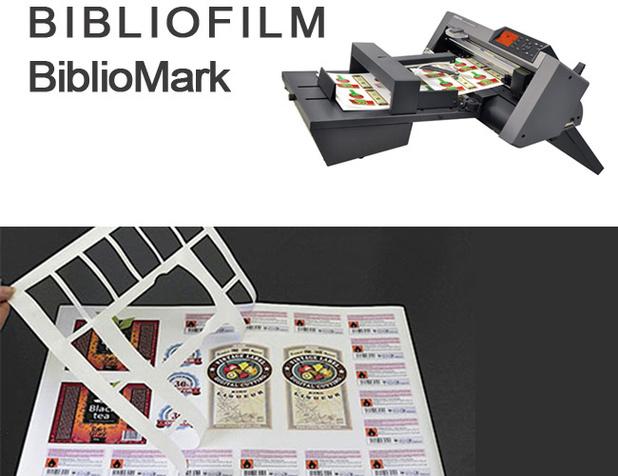 Système de découpe automatisé BiblioMark