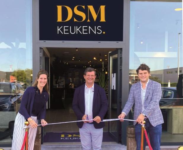 DSM Keukens Oostende in nieuw kleedje