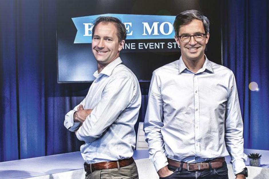 Antwerpse kmo Blue Moon maakt bedrijfsevent digitaal