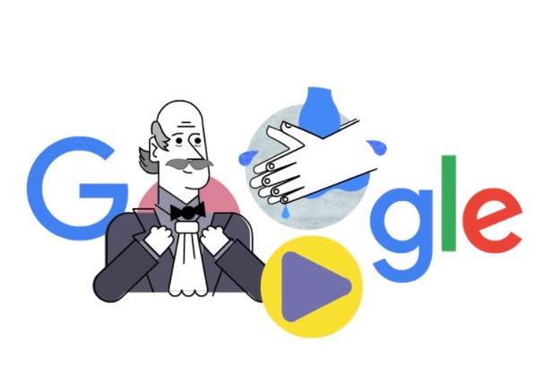 Google sort une bafouille corona (dont voici l'explication)