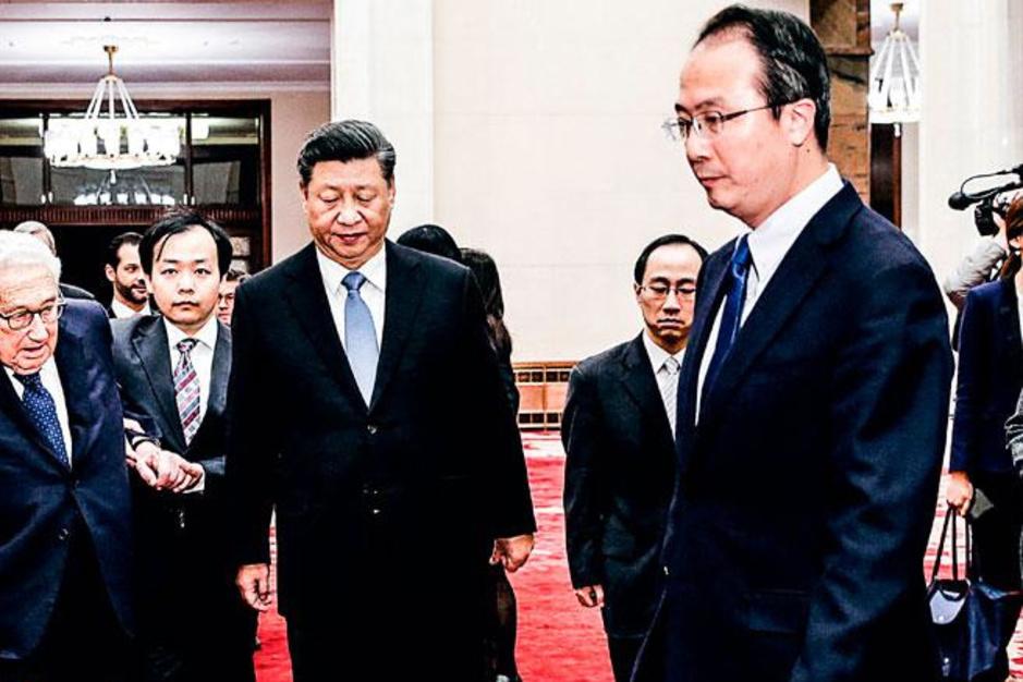 Journalist Peter Martin over de Wolf Warrior-diplomatie van Xi Jinping: 'De lijn is strakker dan ooit'
